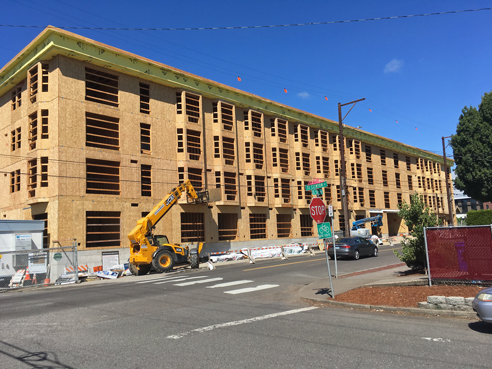 Clinton Street Lofts Portland, OR