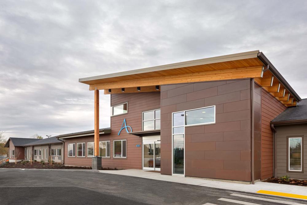 Commercial Healthcare Avamere Care Tacoma, WA