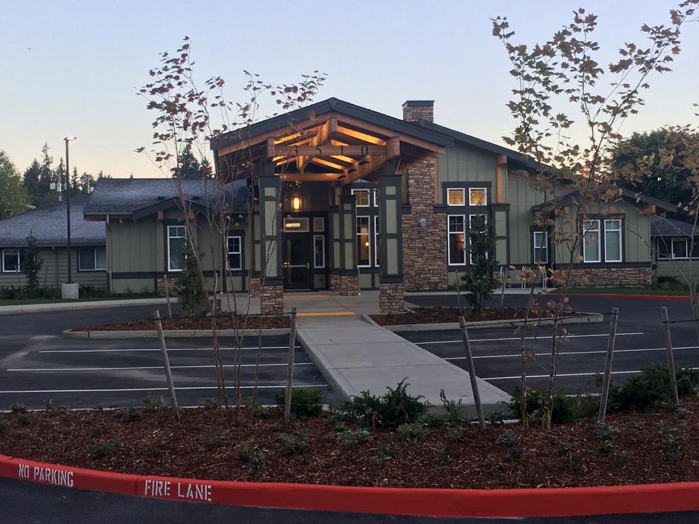 Commercial Healthcare The Arbor Bremerton, WA