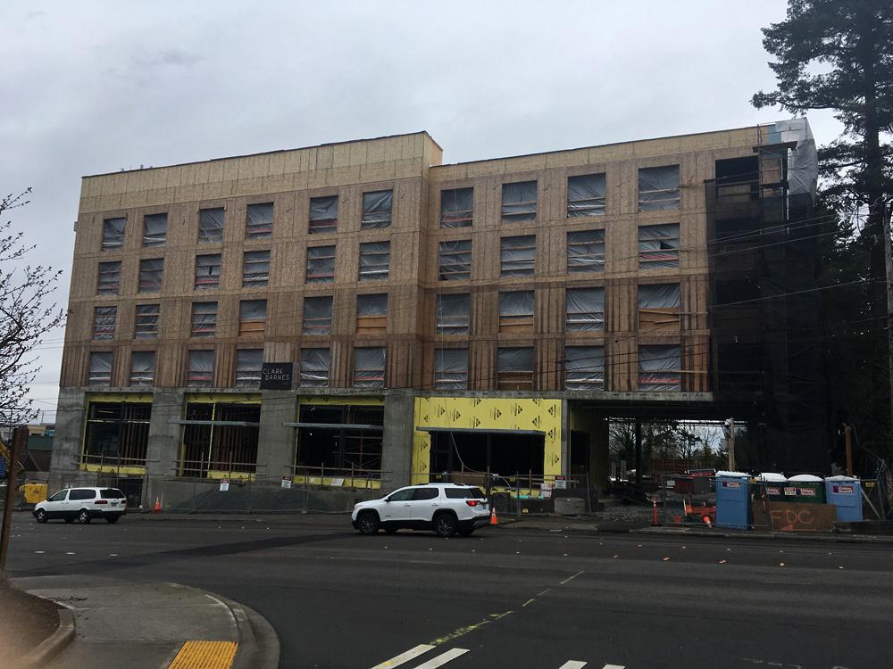 Commercial Hotels Hilton Garden Inn Sea Tac WA
