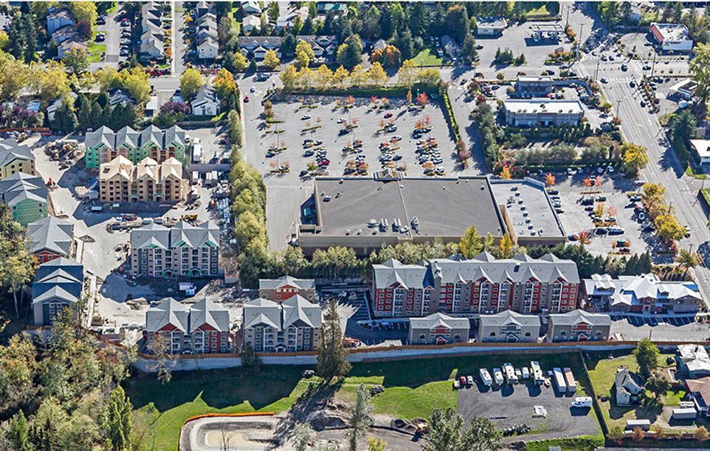 Residential Apartments Scriber Creek Apartments Lynnwood, WA